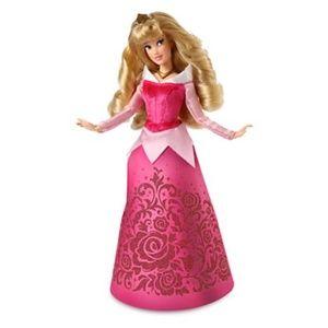 "Disney Aurora Sleeping Beauty Princess 12"" Doll"